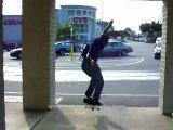 Эпичное видео про скейт